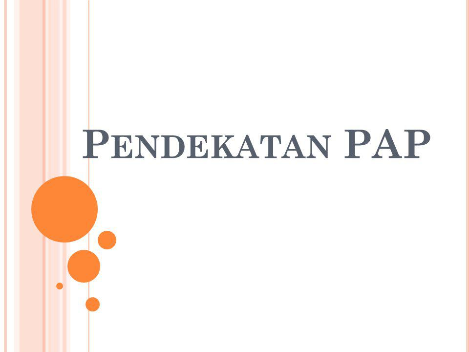 Pendekatan PAP