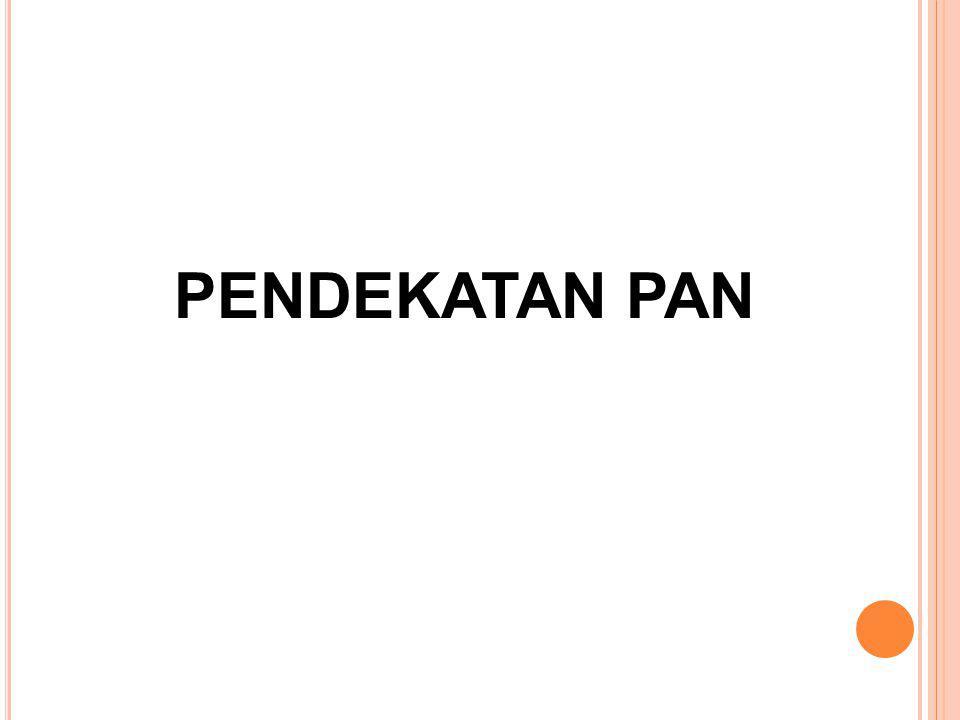 PENDEKATAN PAN