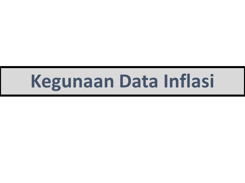 Kegunaan Data Inflasi