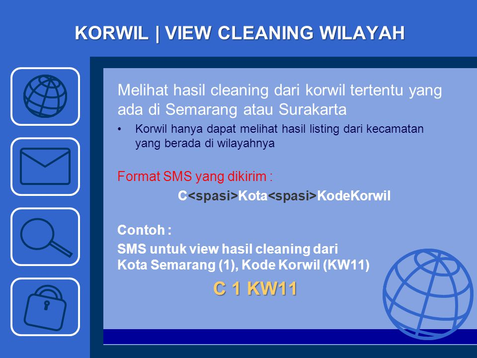 KORWIL | VIEW CLEANING WILAYAH