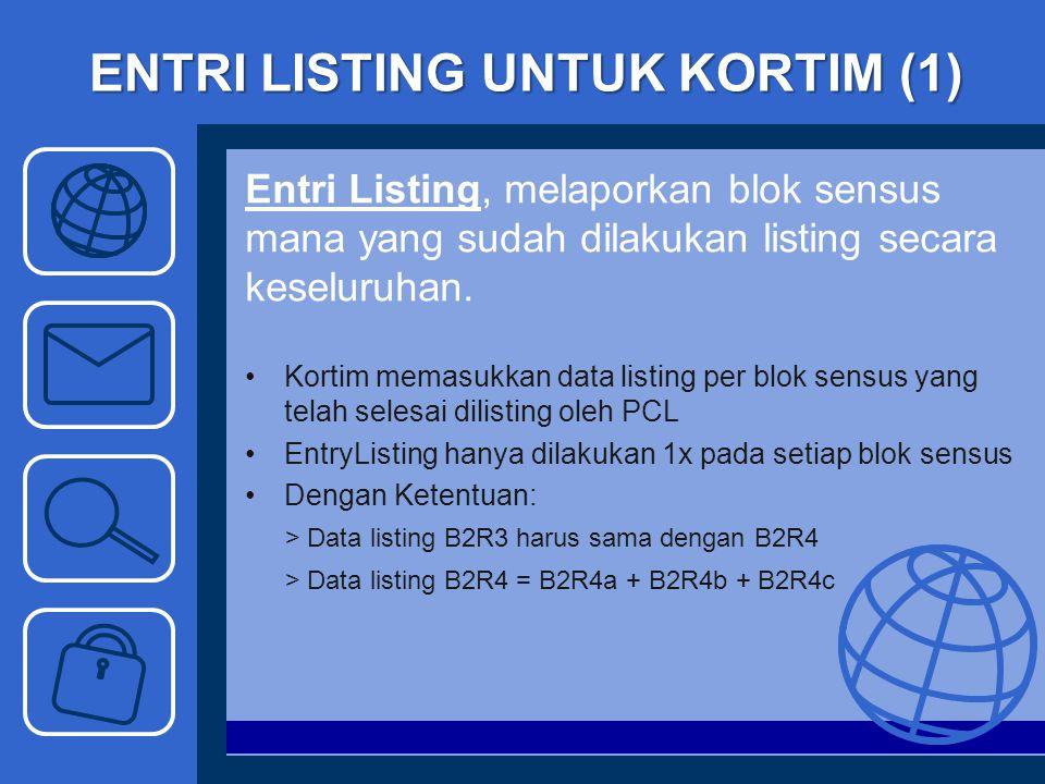 ENTRI LISTING UNTUK KORTIM (1)