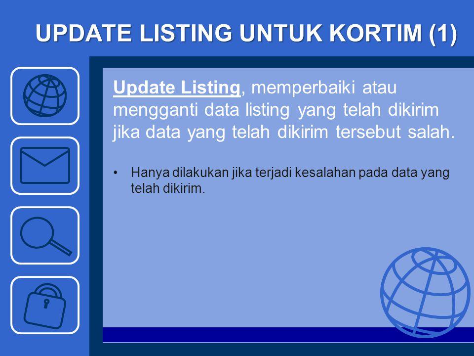 UPDATE LISTING UNTUK KORTIM (1)