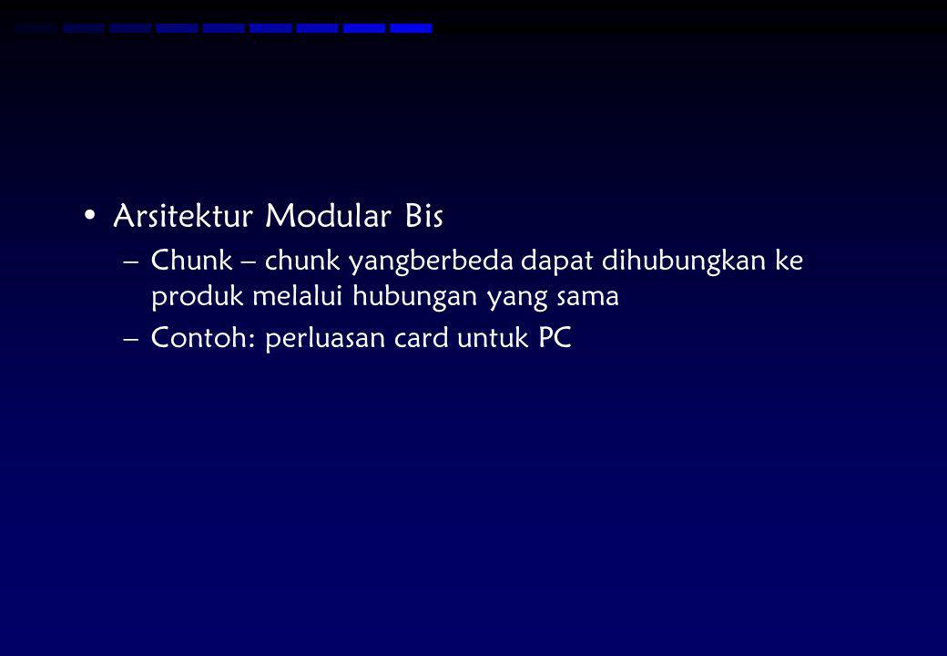 Arsitektur Modular Bis
