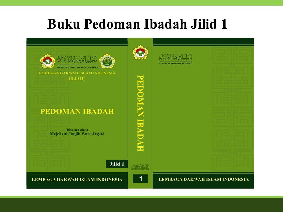 Buku Pedoman Ibadah Jilid 1