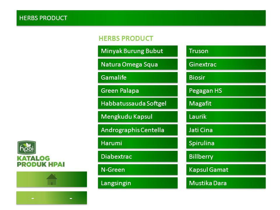 HERBS PRODUCT - - HERBS PRODUCT Minyak Burung Bubut Truson
