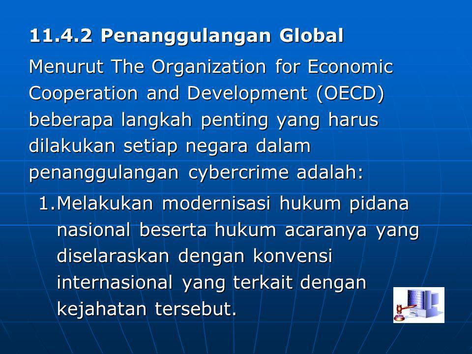 11.4.2 Penanggulangan Global