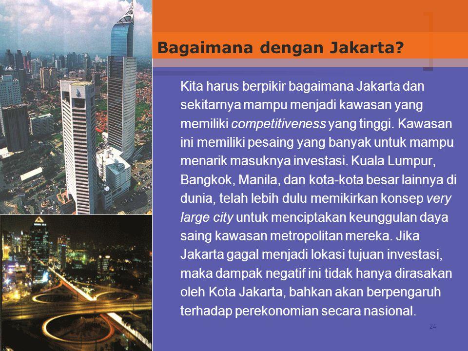 Bagaimana dengan Jakarta