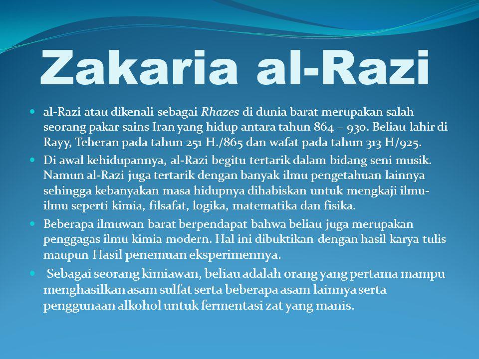 Zakaria al-Razi