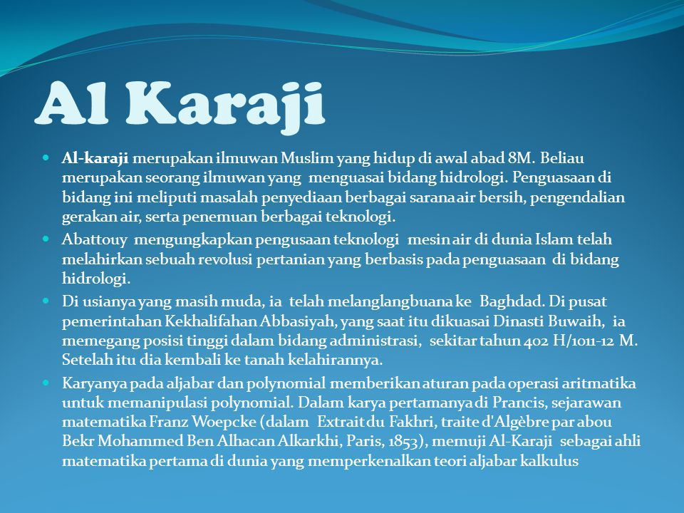 Al Karaji