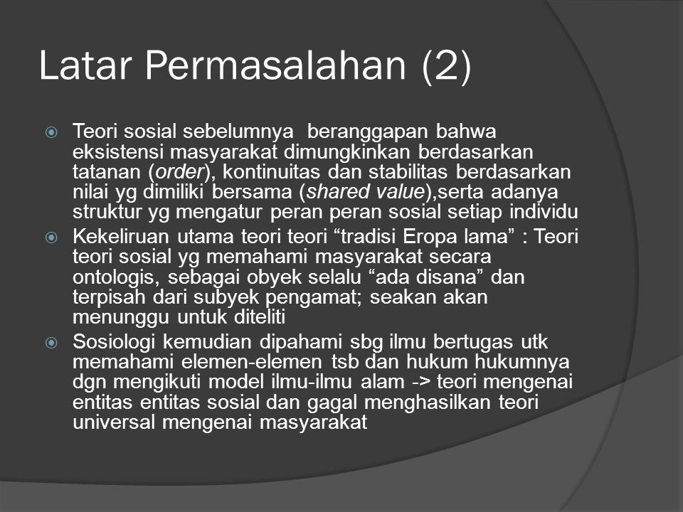 Latar Permasalahan (2)