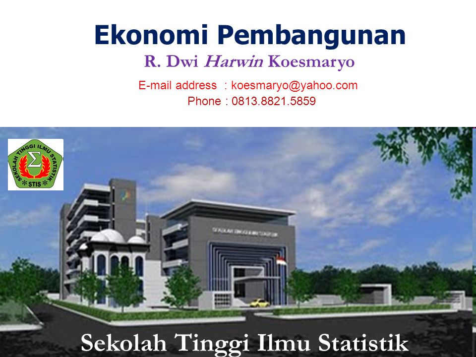 E-mail address : koesmaryo@yahoo.com