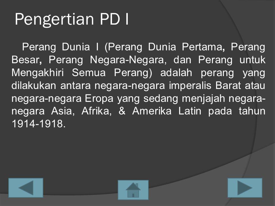 Pengertian PD I