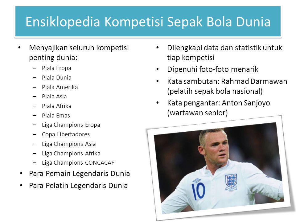 Ensiklopedia Kompetisi Sepak Bola Dunia