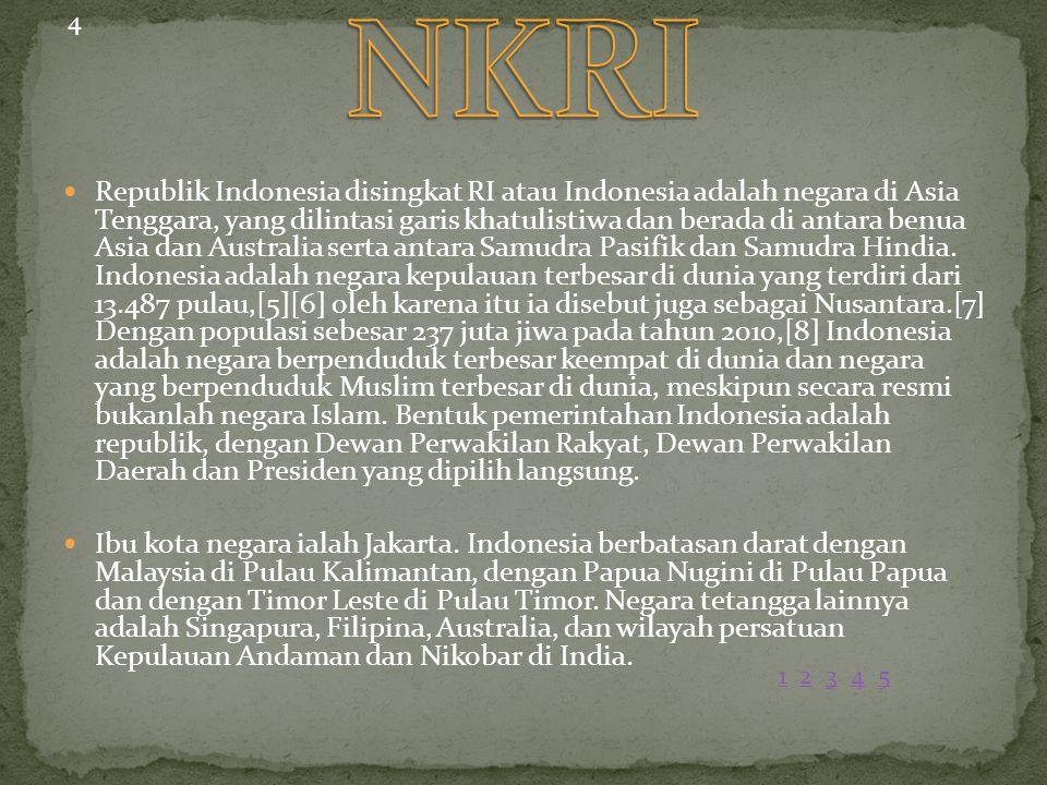 4 NKRI.