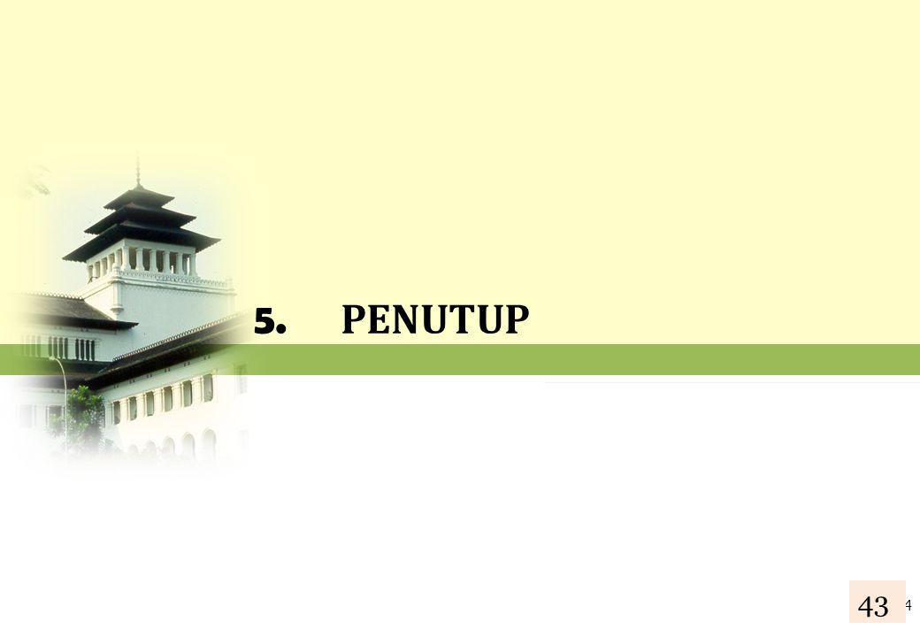 5. PENUTUP 43