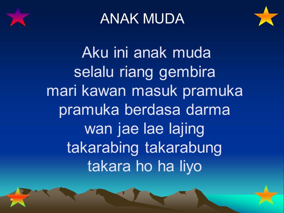 ANAK MUDA