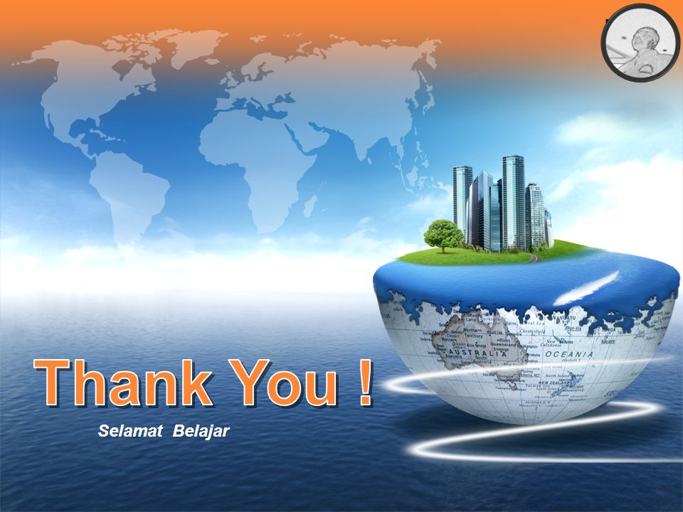 Thank You ! Selamat Belajar