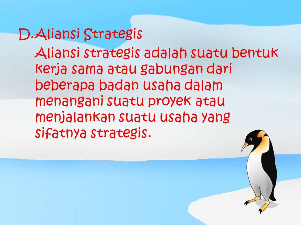 Aliansi Strategis