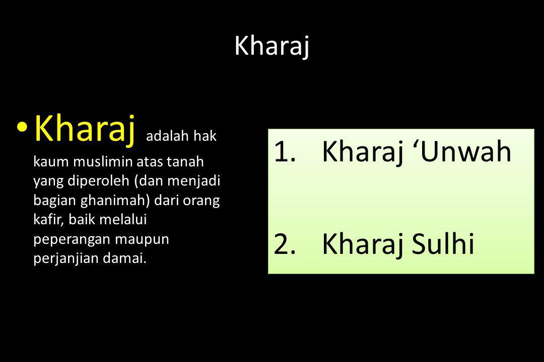 Kharaj