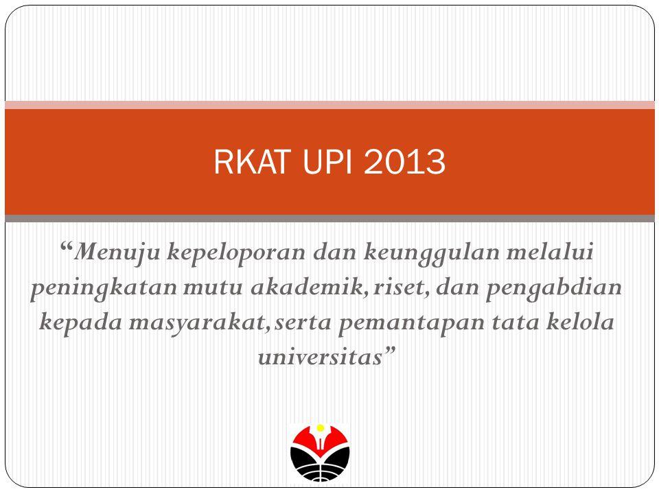 RKAT UPI 2013