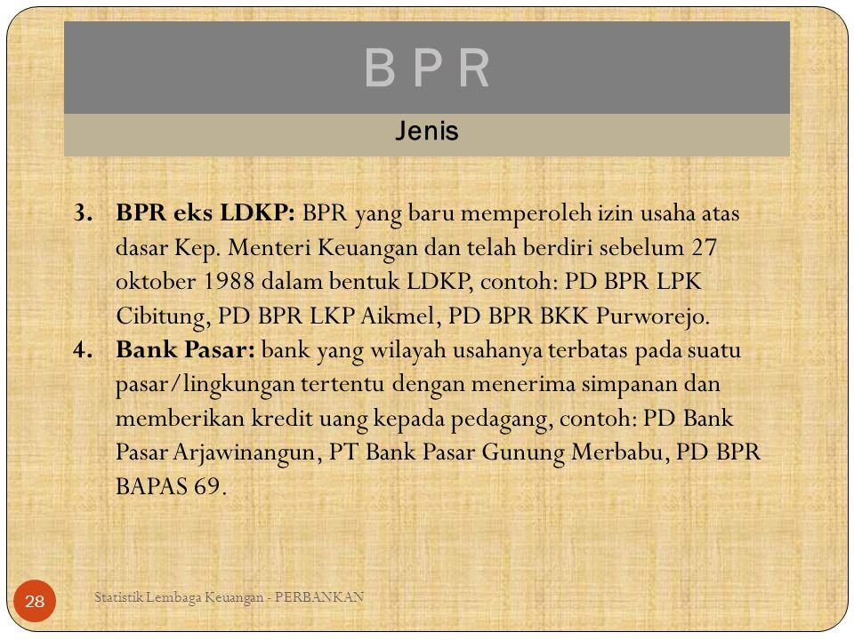 B P R Jenis.