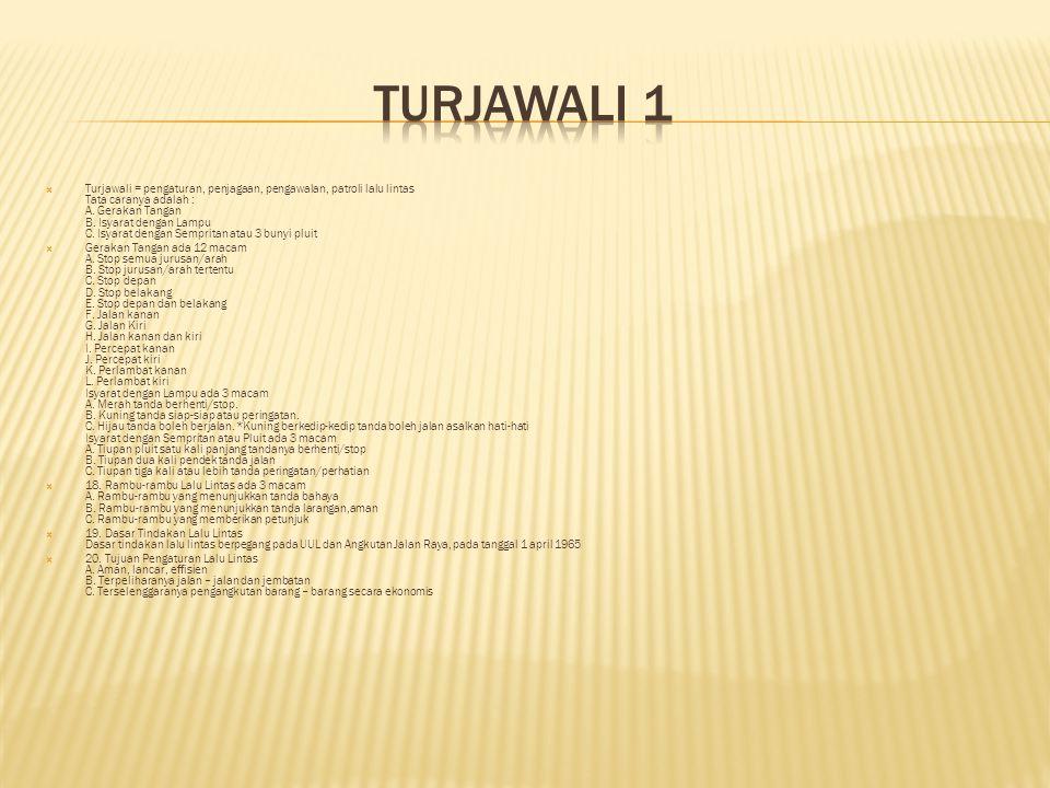 TURJAWALI 1