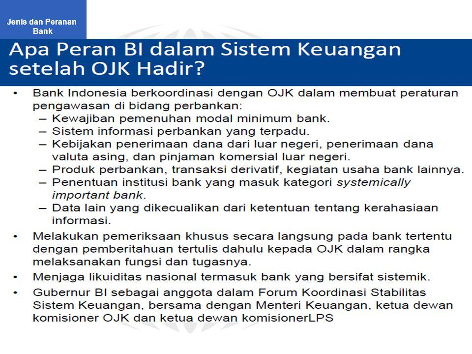 Menuju Otoritas Jasa Keuangan