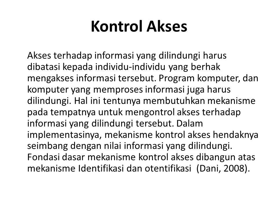 Kontrol Akses
