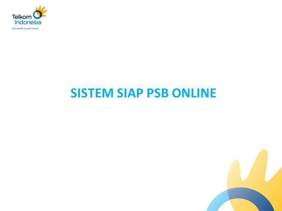SISTEM SIAP PSB ONLINE