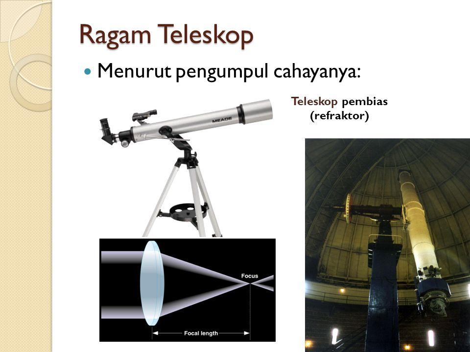 Teleskop pembias (refraktor)