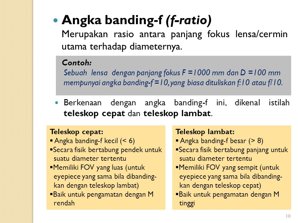 Angka banding-f (f-ratio)
