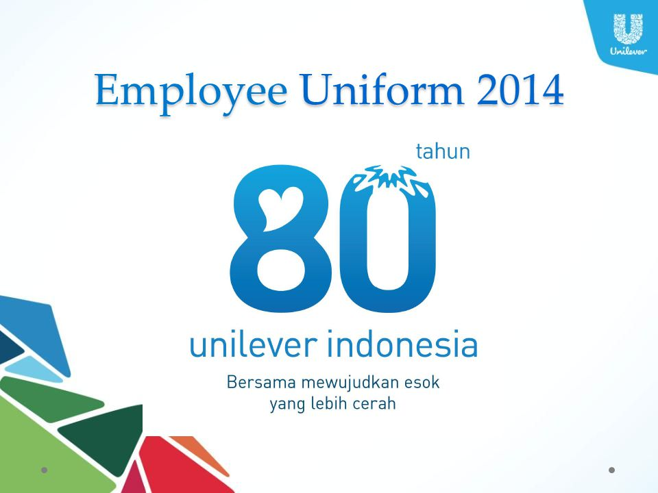 Employee Uniform 2014
