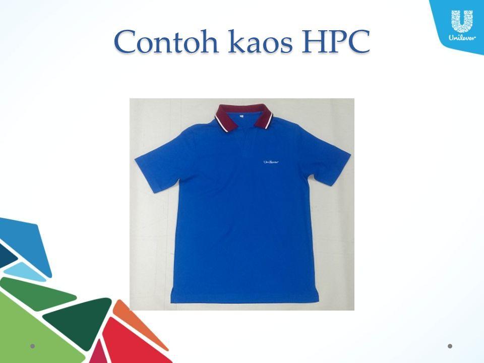 Contoh kaos HPC