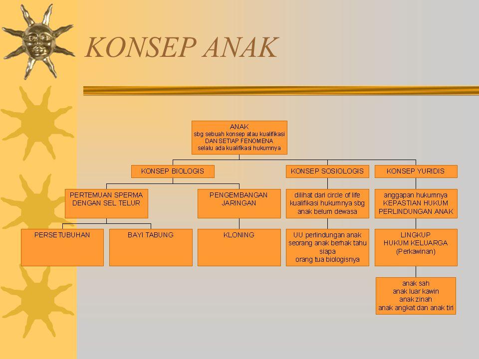 KONSEP ANAK