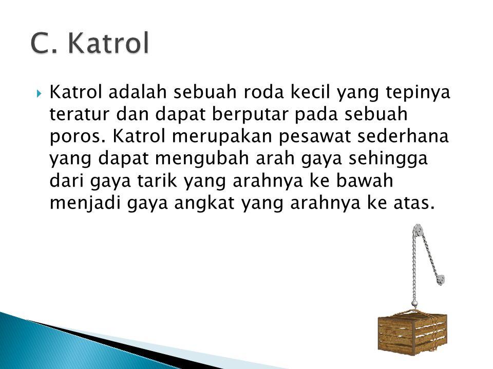 C. Katrol