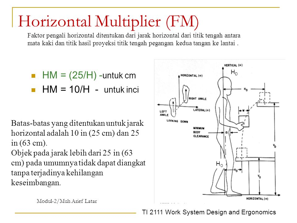 Horizontal Multiplier (FM)