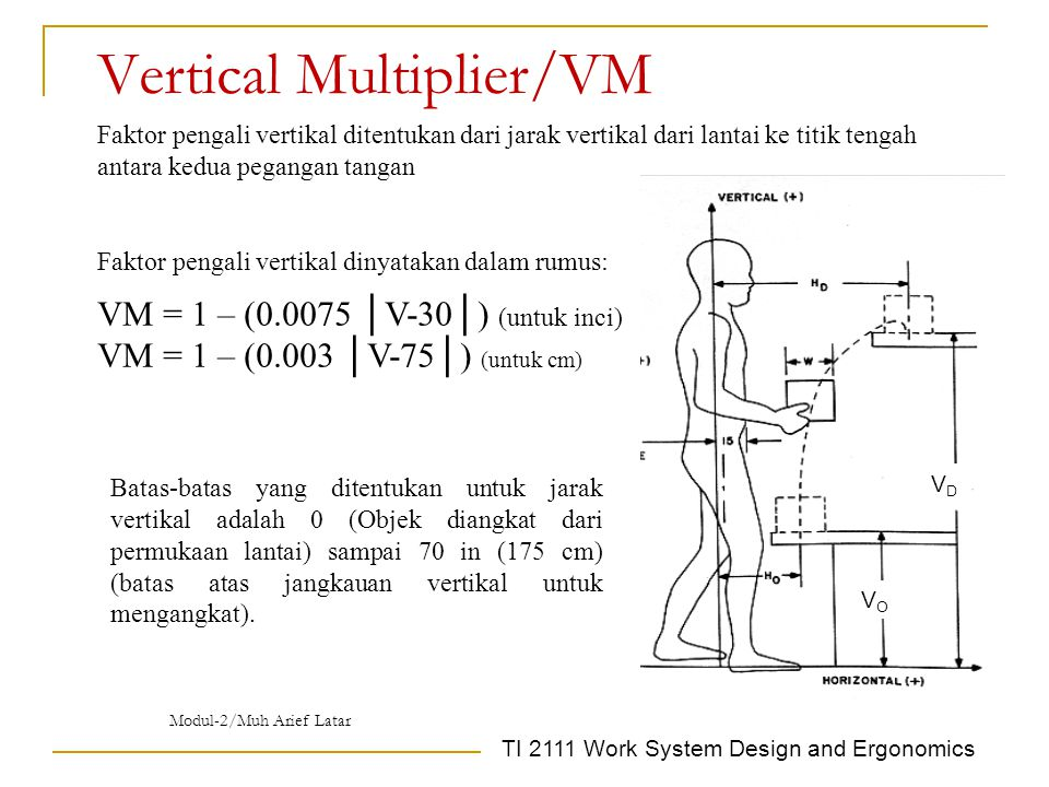 Vertical Multiplier/VM