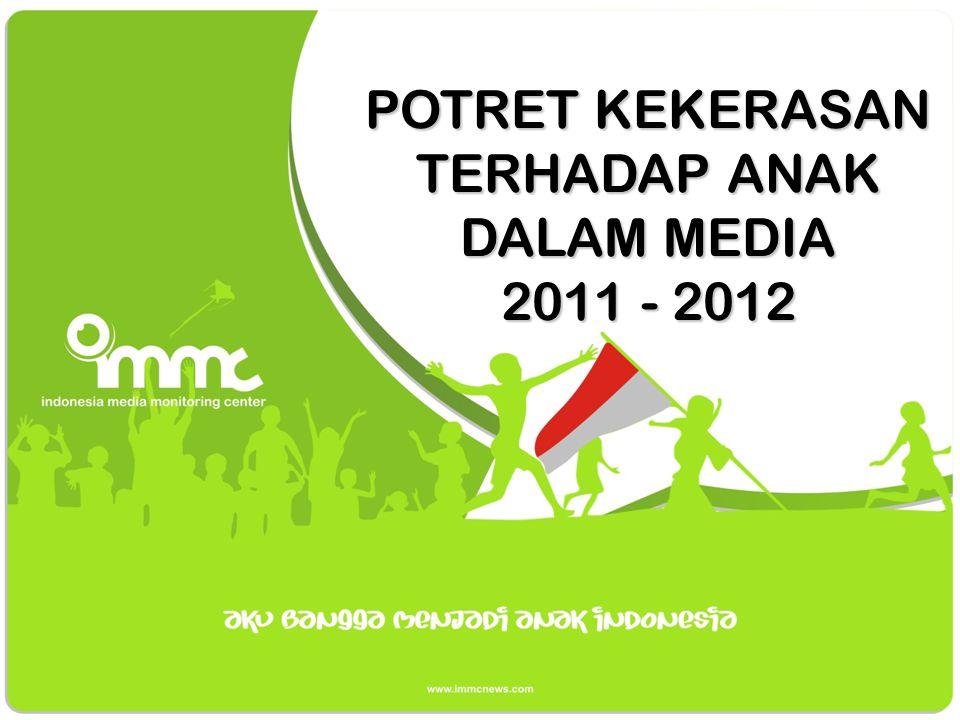 POTRET KEKERASAN TERHADAP ANAK DALAM MEDIA 2011 - 2012