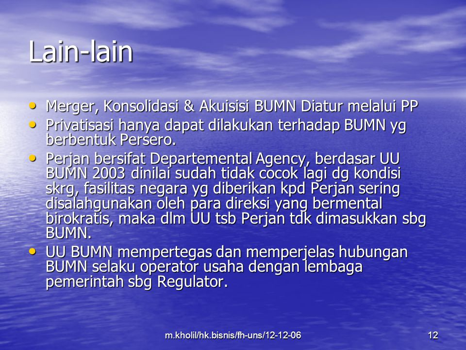 m.kholil/hk.bisnis/fh-uns/12-12-06