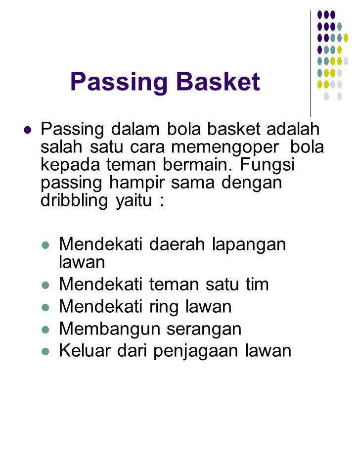 Passing Basket