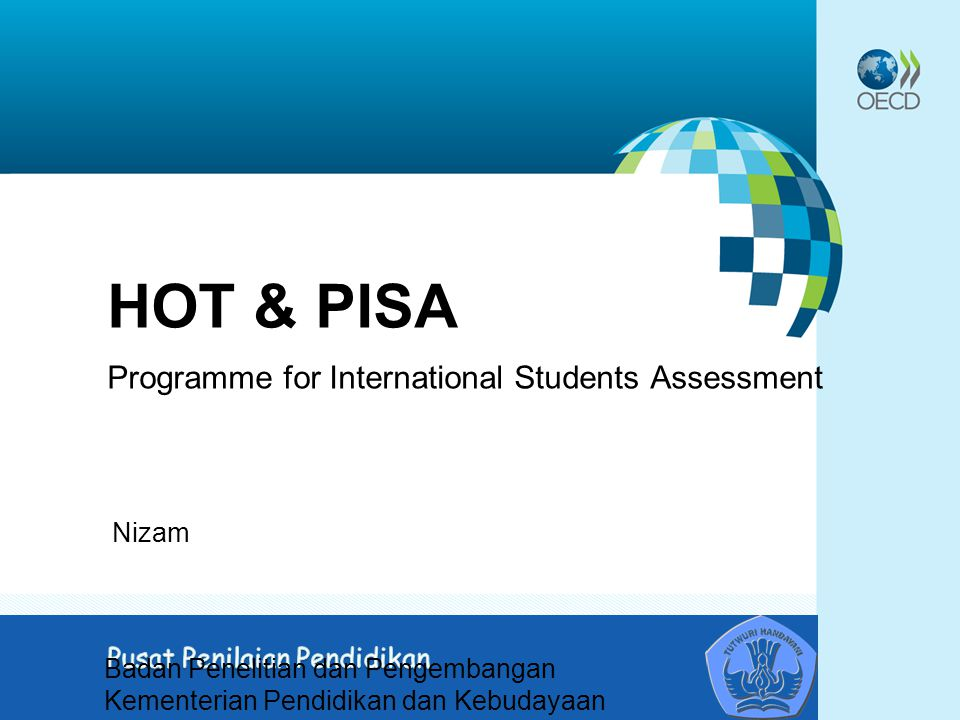 Programme for International Students Assessment