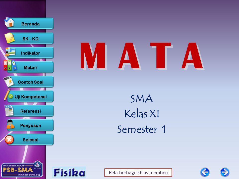 M A T A SMA Kelas XI Semester 1
