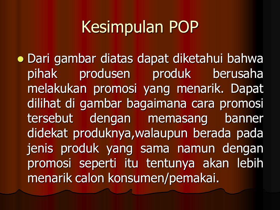 Kesimpulan POP