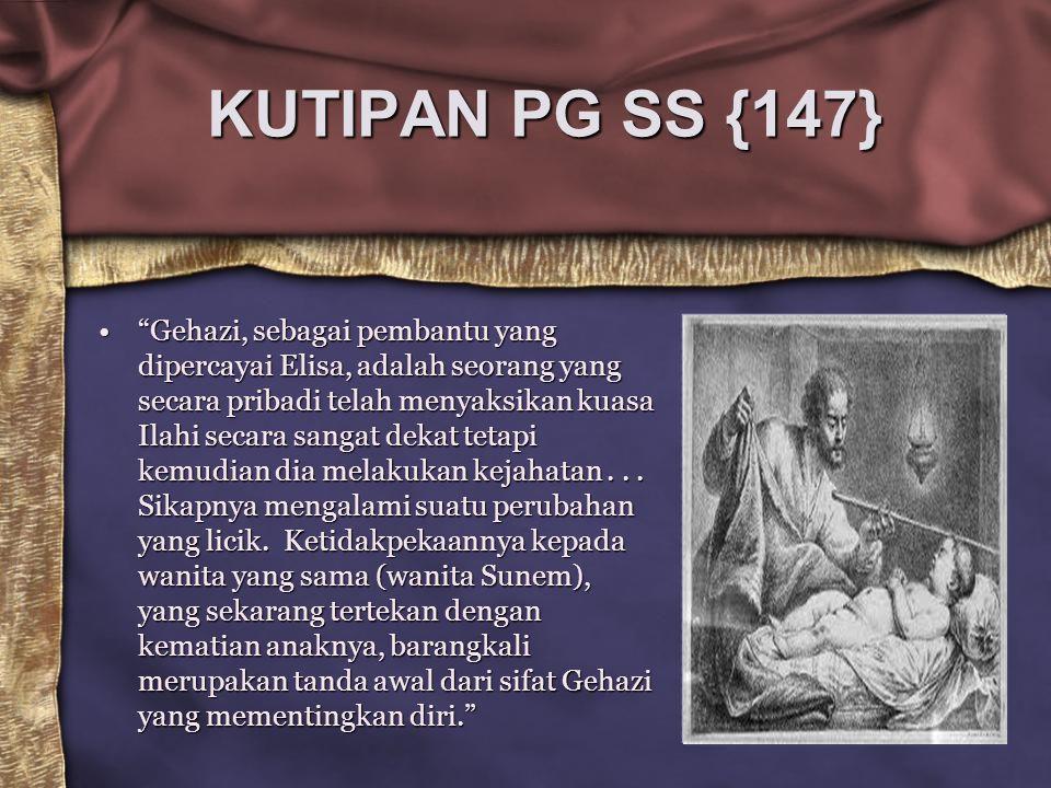 KUTIPAN PG SS {147}