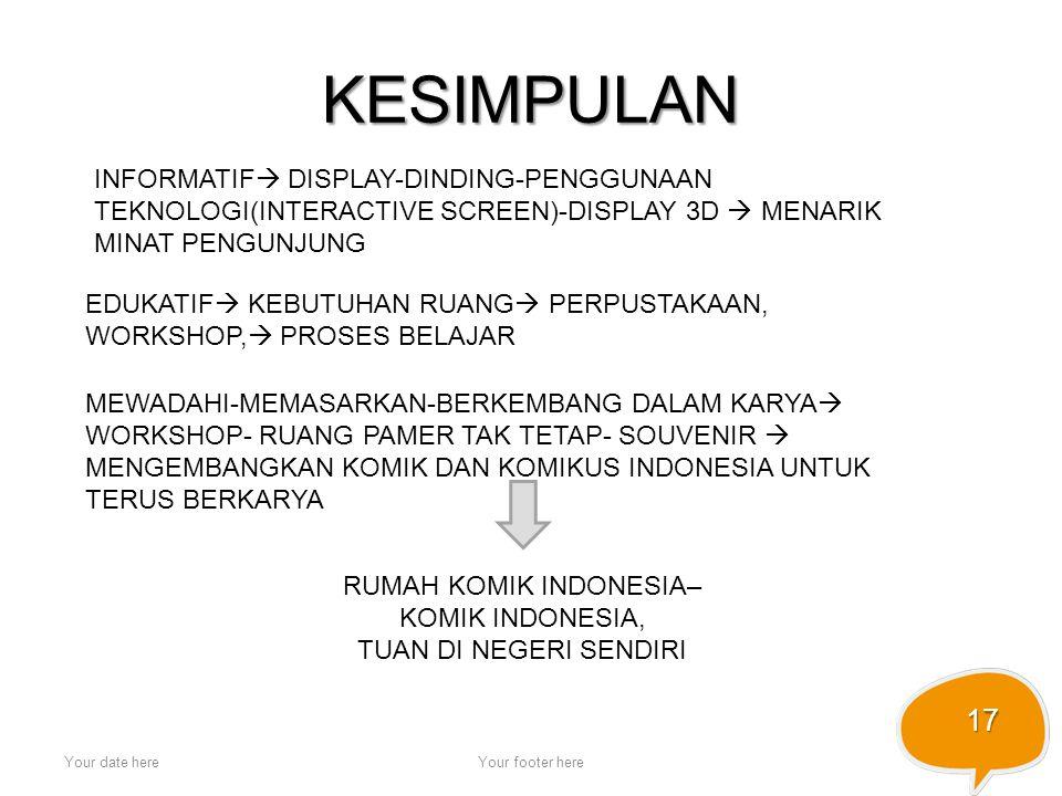 RUMAH KOMIK INDONESIA–