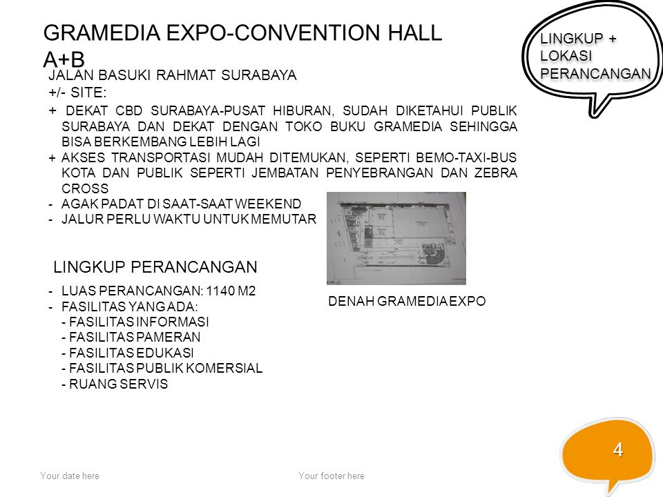 GRAMEDIA EXPO-CONVENTION HALL A+B