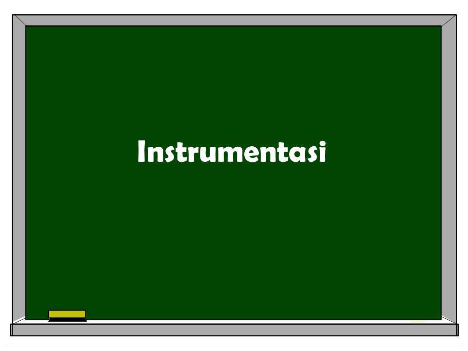 Instrumentasi