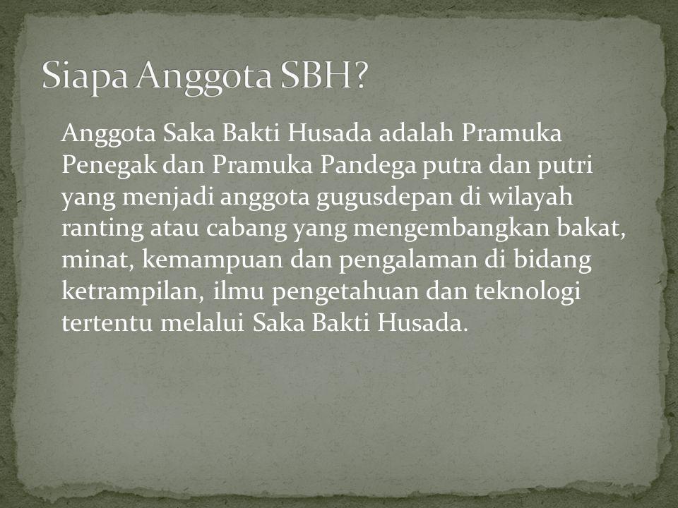 Siapa Anggota SBH