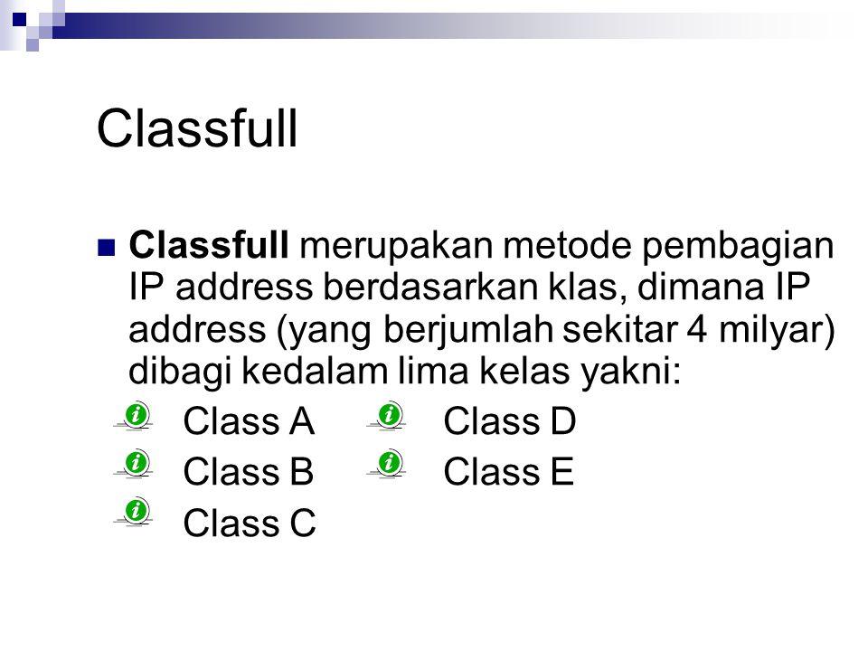 Classfull