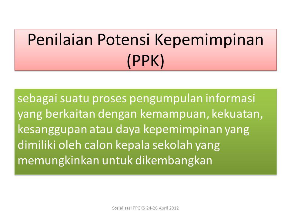 Penilaian Potensi Kepemimpinan (PPK)